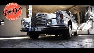 FullGas Factory - Mercedes S-Klasse W108 | Car Porn
