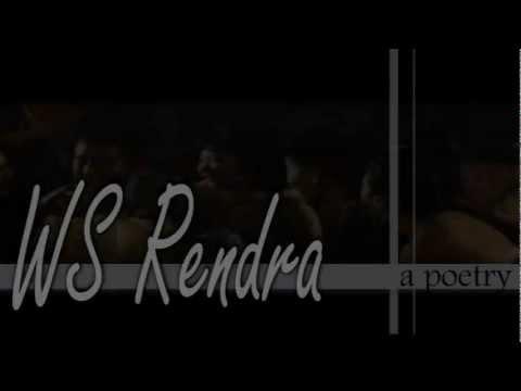 Puisi WS Rendra :