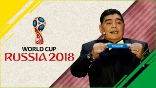 Video WORLD CUP 2018 - GROUP DRAW REACTION & PREDICTION!! download MP3, 3GP, MP4, WEBM, AVI, FLV Desember 2017