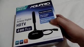 Antena Digital Interna para TV - Meu Apartamento
