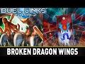 Broken Wings Platinum Ranked GamePlay! | YuGiOh Duel Links Mobile w/ ShadyPenguinn