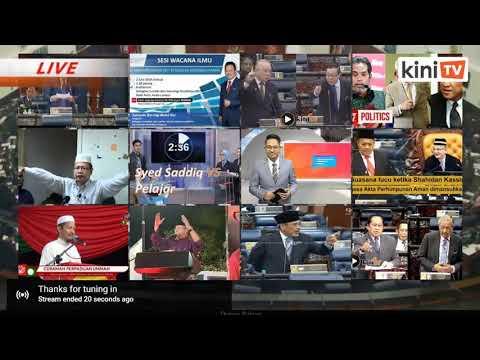 LIVE: Sidang Dewan Rakyat, 16 Julai 2019 (Sesi Petang)