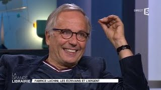 Fabrice Luchini commente son spectacle littéraire « Des écrivains parlent d'argent »