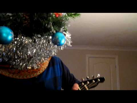 I'm the happiest christmas tree