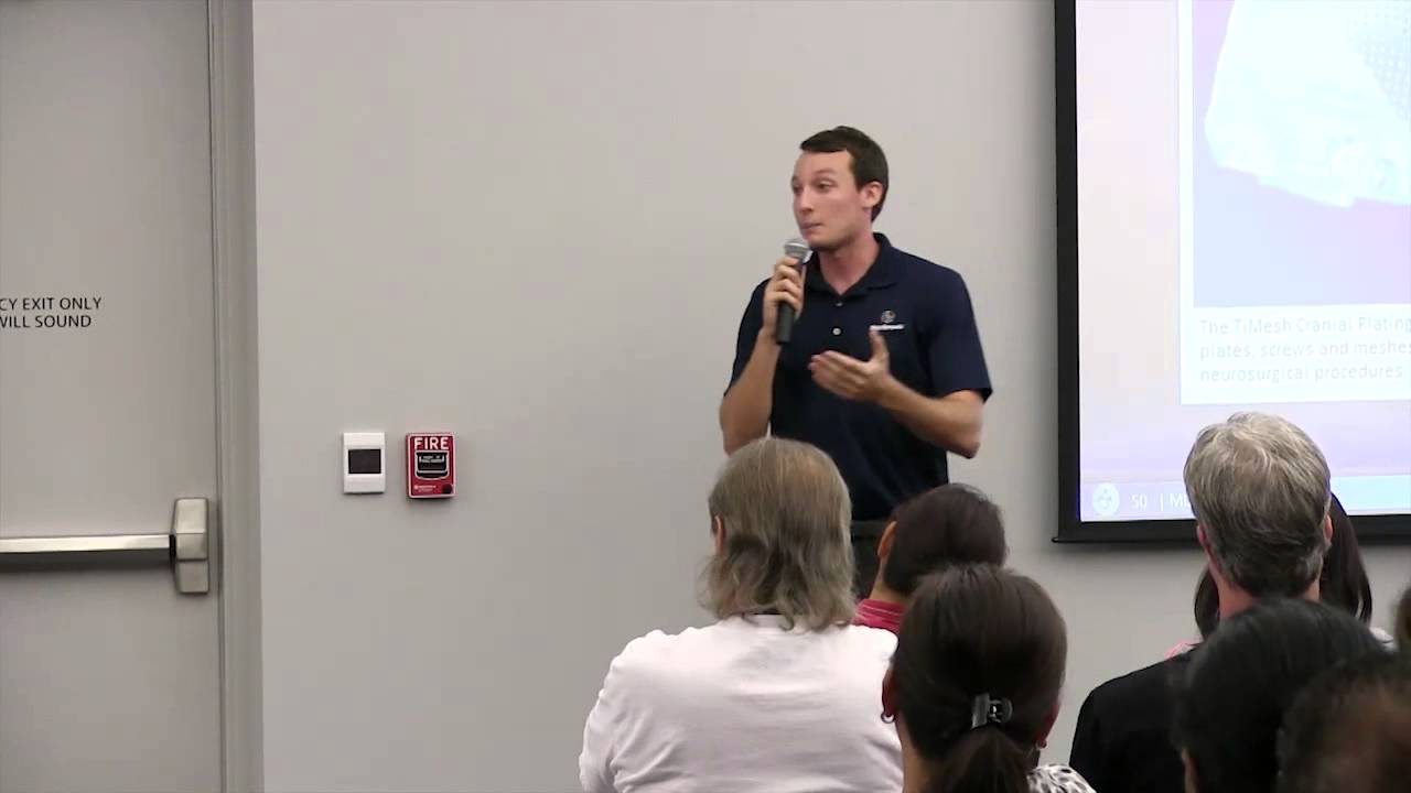 Medtronic Employee Story - Jacksonville All-Employee Meeting