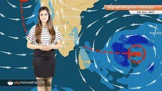 [Hindi] 5 दिसंबर मौसम पूर्वानुमान: चक्रवात ओक्खी देगा मुंबई, गुजरात में बारिश; दिल्ली प्रदूषण बरकरार
