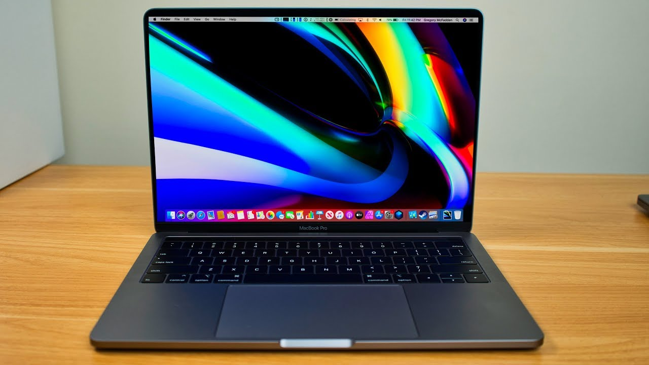 Macbook Pro 14 2020 Preview Youtube