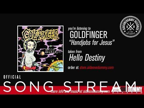 Goldfinger - Handjobs for Jesus mp3