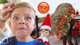 Why Ollie Hates His Elf On The Shelf!