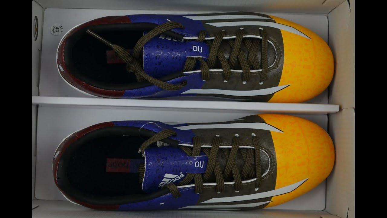 adidas adizero f5 vs f10