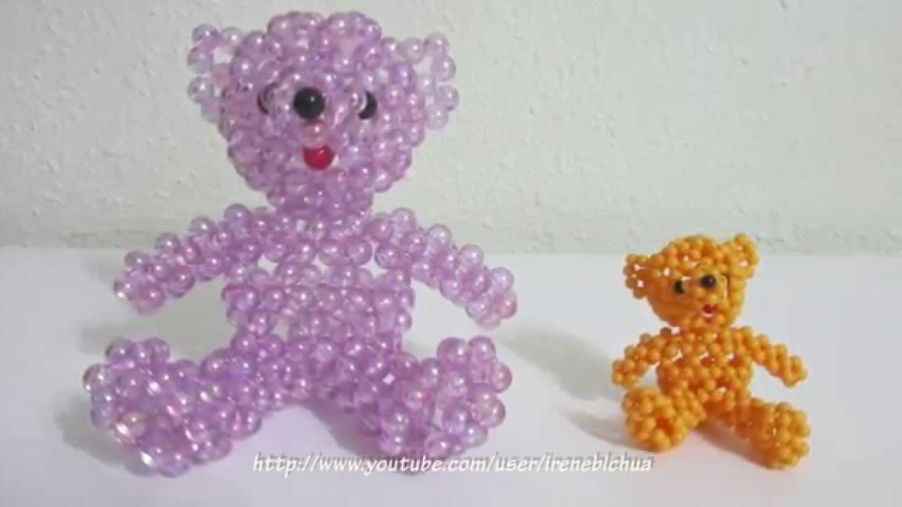 Bead Crafts - YouTube