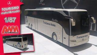 MODEL MERCEDES TOURISMO İNCELEME ( 1/87 AWM )