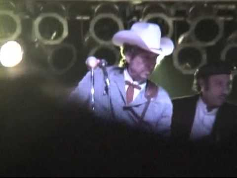 BOB DYLAN Tom Lee Stage, Tom Lee Park Memphis, Tennessee May 2, 1997