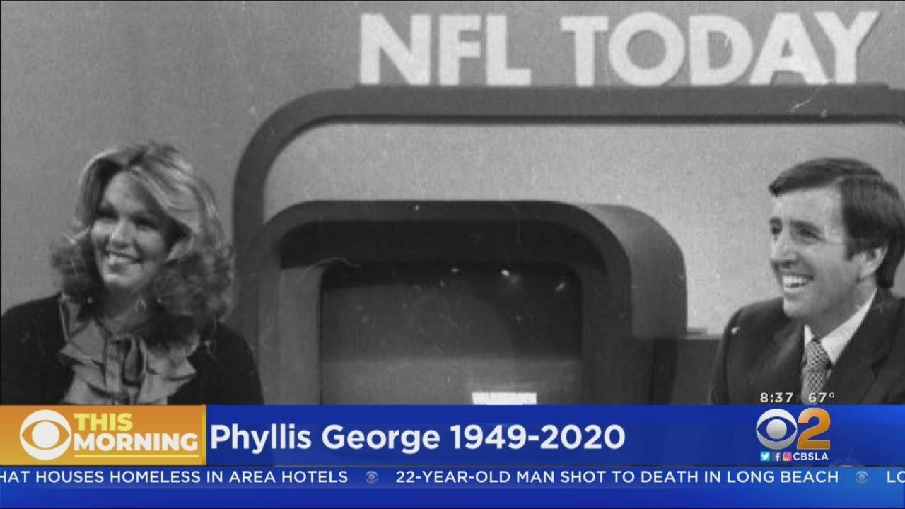 Phyllis George, Trailblazer In Sports Journalism, Dies At 70