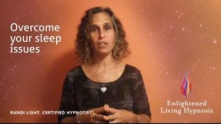 Overcome Insomnia with Hypnosis