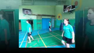 Соревнование по волейболу 9 - 10 класс