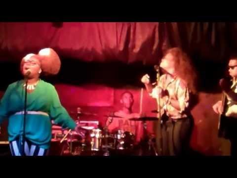 Tank & The Bangas @  Cypher Spoken Word & Soul (Jacksonville, FL)