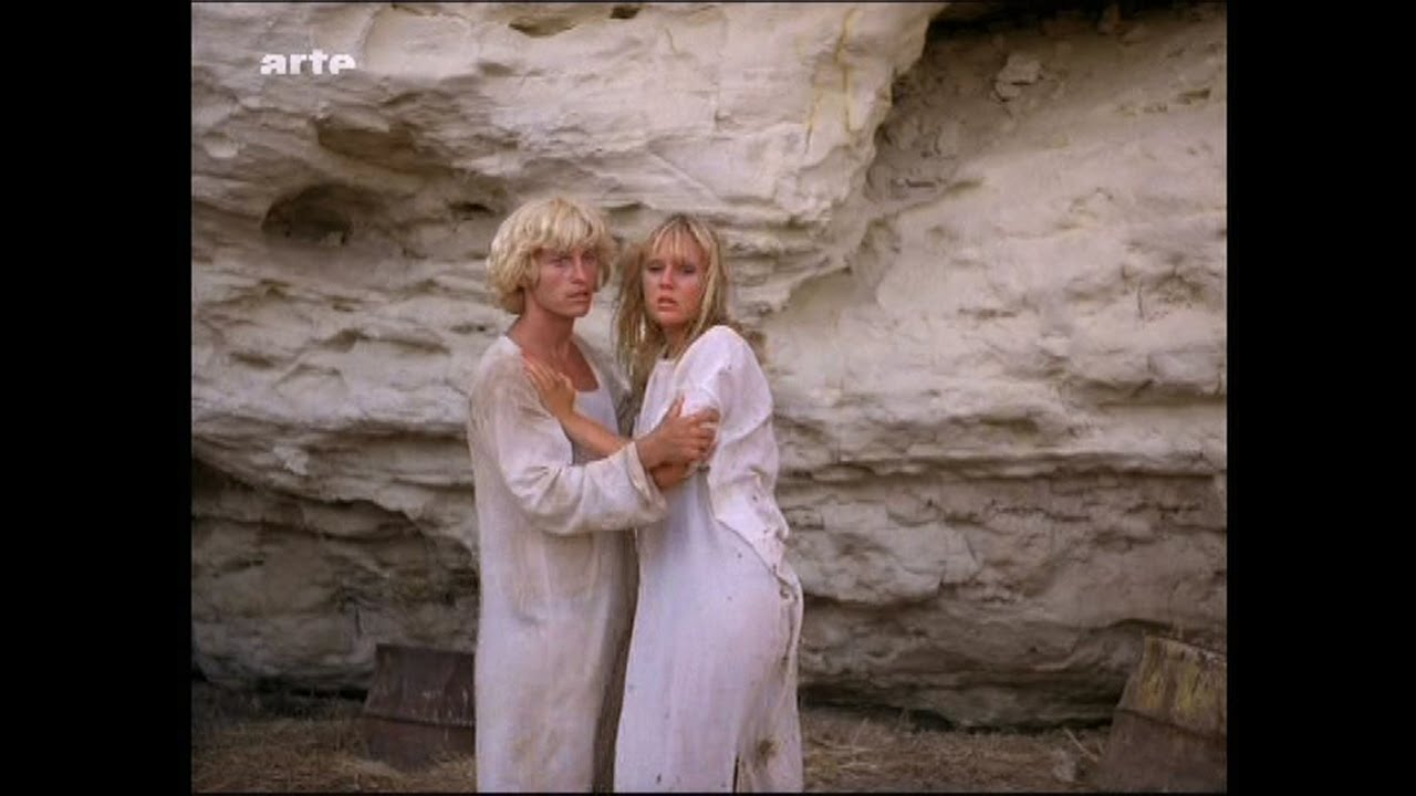 """""""Die Todesgöttin des Liebescamps"""" (1980) von Christian Anders - Ganzer Spielfilm deutsch"""
