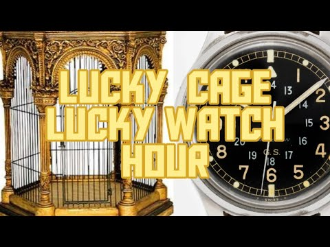 Lucky Cage | Lucky Watch Hour | October 22