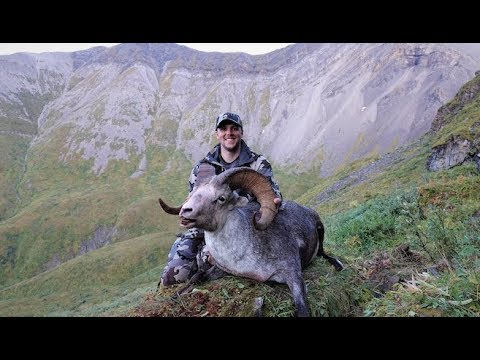 The End Of A Quest - BC Stone Sheep Hunt