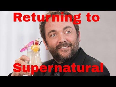Mark Sheppard Returning to Supernatural
