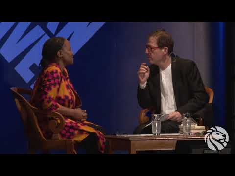 Edwidge Danticat with Paul Holdengräber: The Art of Immigration | LIVE from the NYPL