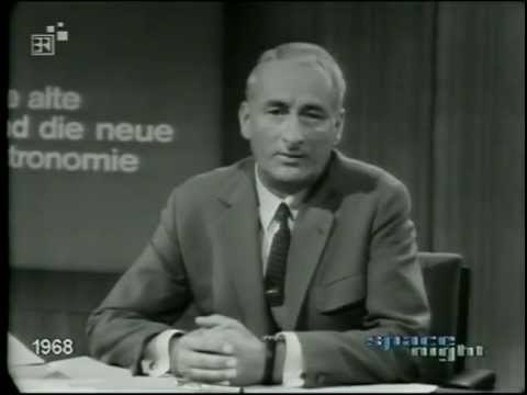 Professor Heinz Haber