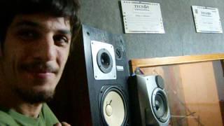 raices telar grabando en Al-Filo estudio