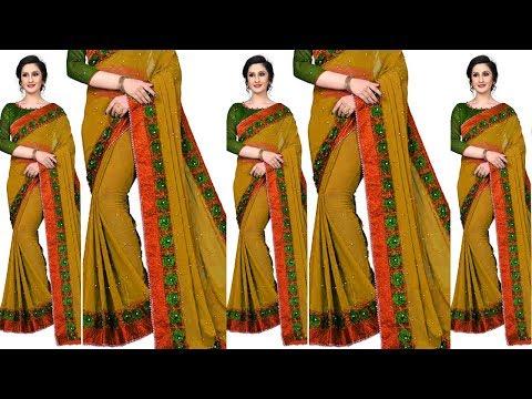 Buy Designer Party Wear Sarees / Saree Online Shopping / Amazing Saree Collection || Unique Saree