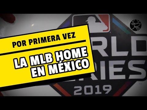 La casa MLB por primera vez en México | Cobertura I Los Pleyers