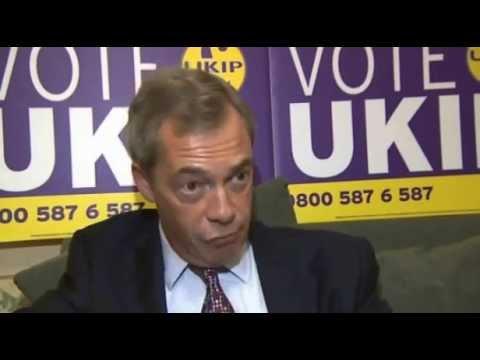 Farage on Romanians