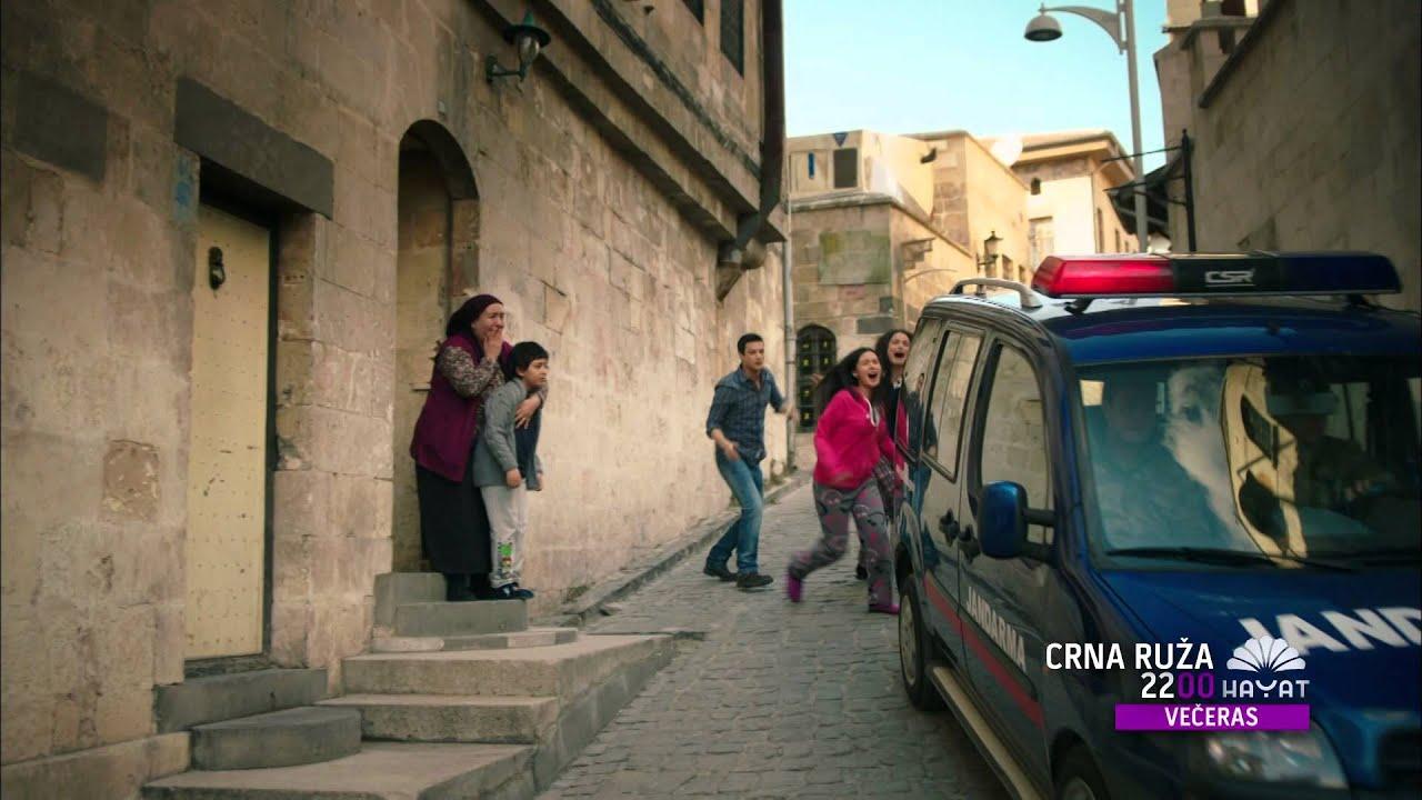 HAYAT TV: CRNA RUŽA - najava serije za 09 12 2015