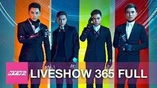 liveshow 365 - the impact - nhung ngoi sao moi full hd