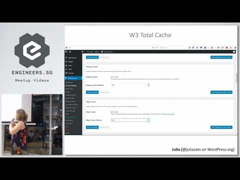 How to speed up and optimize WP website with free plugins - WordPress Singapore - 동영상