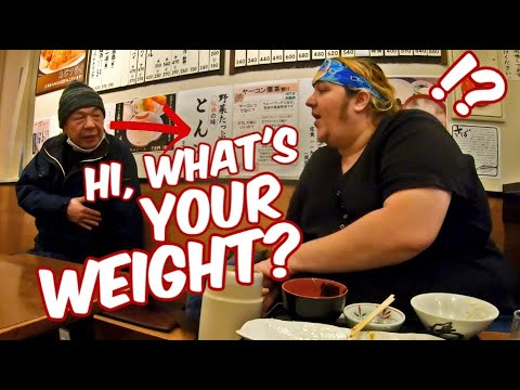 The Harsh Reality of Being FAT IN JAPAN