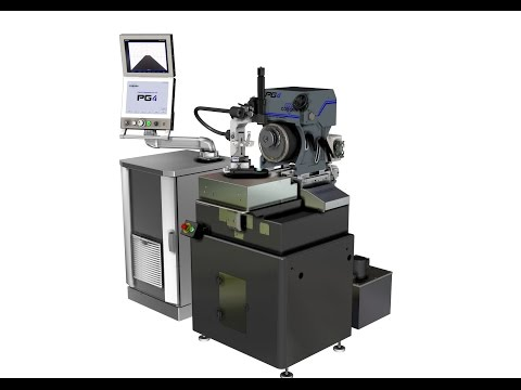 Ultra-high Precision, CNC Grinding Machine For Single Crystal Diamond Tool