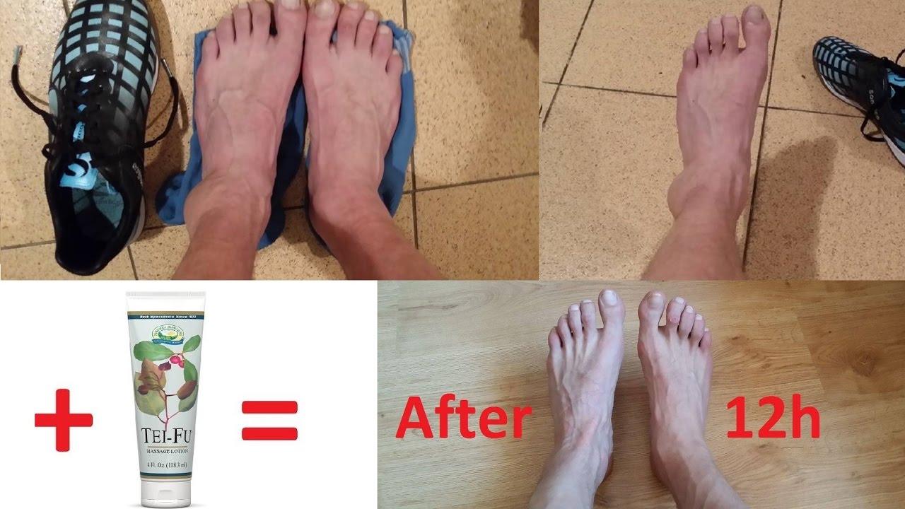 как сделать растяжение ноги специально