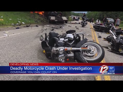 Truck Driver Arrested In Fatal New Hampshire Motorcycle Crash | iHeartRadio