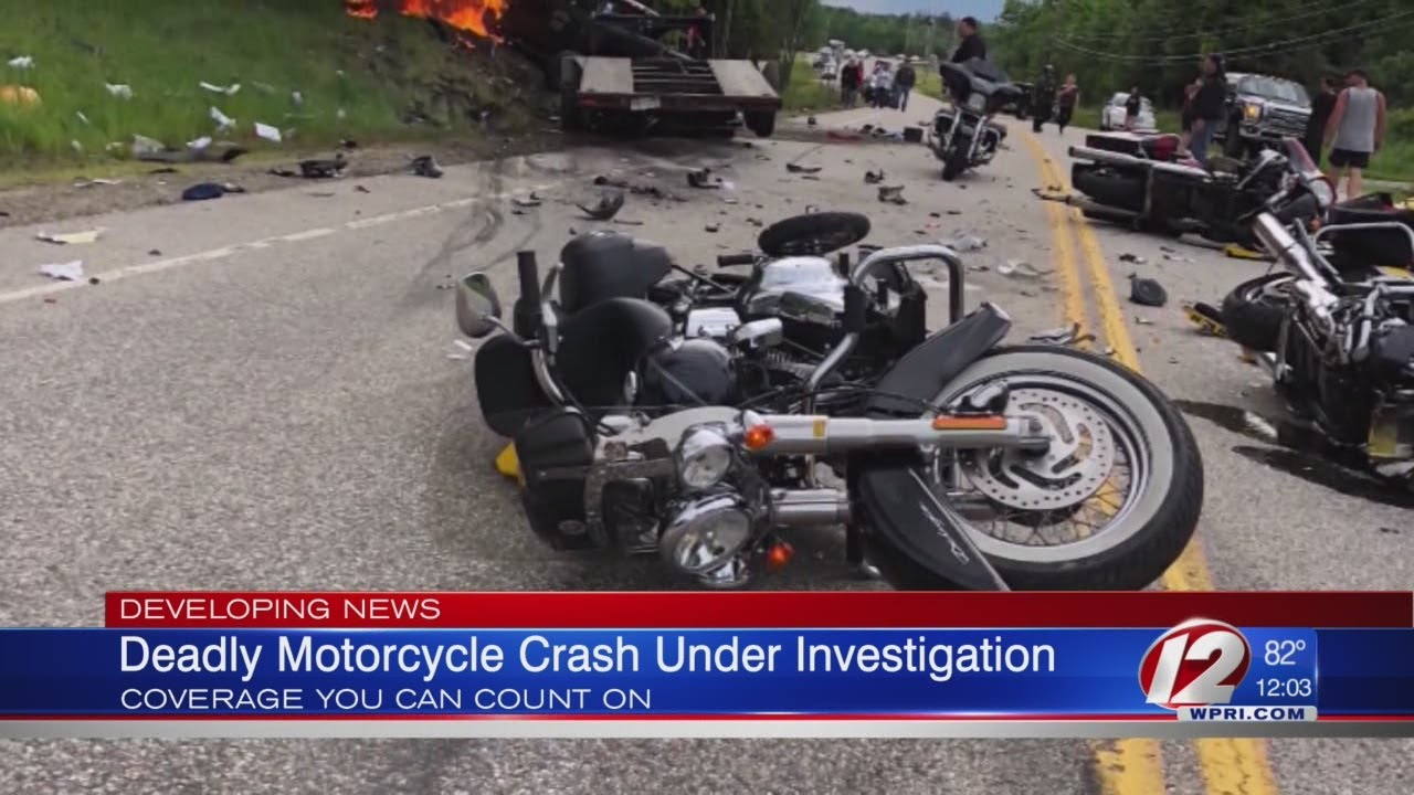 Truck Driver Arrested In Fatal New Hampshire Motorcycle Crash