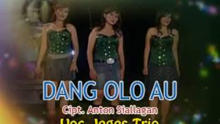 Video Jeges Trio - Dang Olo Au (Official Lyric Video) download MP3, 3GP, MP4, WEBM, AVI, FLV Juli 2018