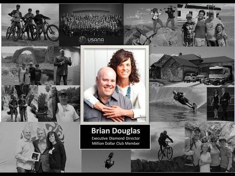 USANA Health & Freedom with Brian Douglas