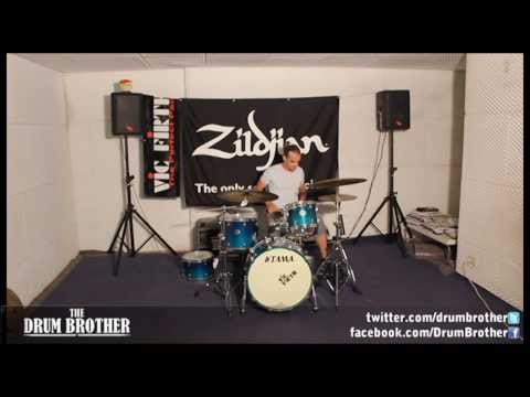 Giancarlo de Trizio - 'Musical Shows Drummer: The Book Of Mormon' drum solo