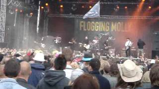 Flogging Molly SRF 09 You Won't Make a Fool Out of Me (Good Quality)