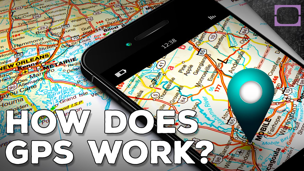 how to work your gps