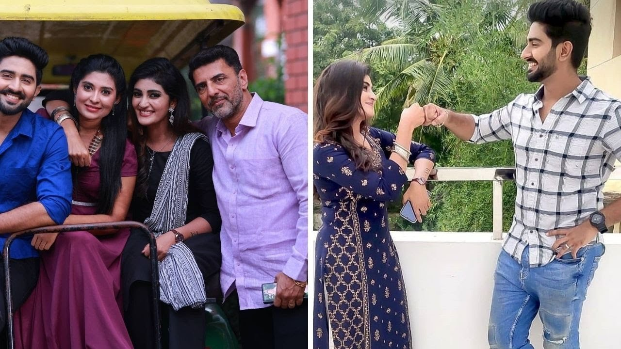 Kannana Kanne Serial yuva - Meera Love scenes Upcoming Scenes | Kannana  Kanne Serial sun tv - YouTube