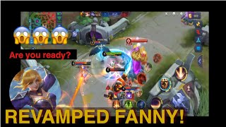 Revamped Fanny | Long time no see! | Aggressive + Safeplay | Top 1 Fanny Japan Yasue!