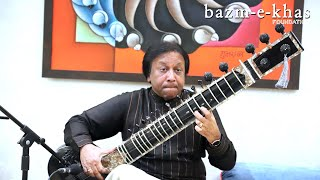 Rageshree | Ustad Shahid Parvez Khan | Bazm e Khas | live baithak
