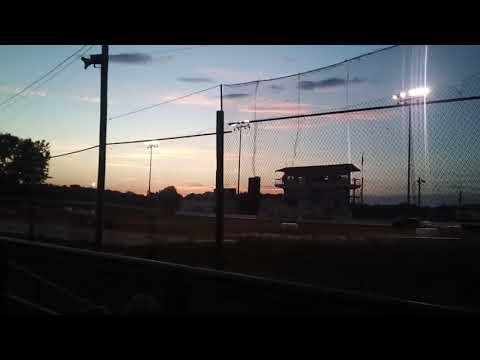 Dallas County Fair 2019 Races