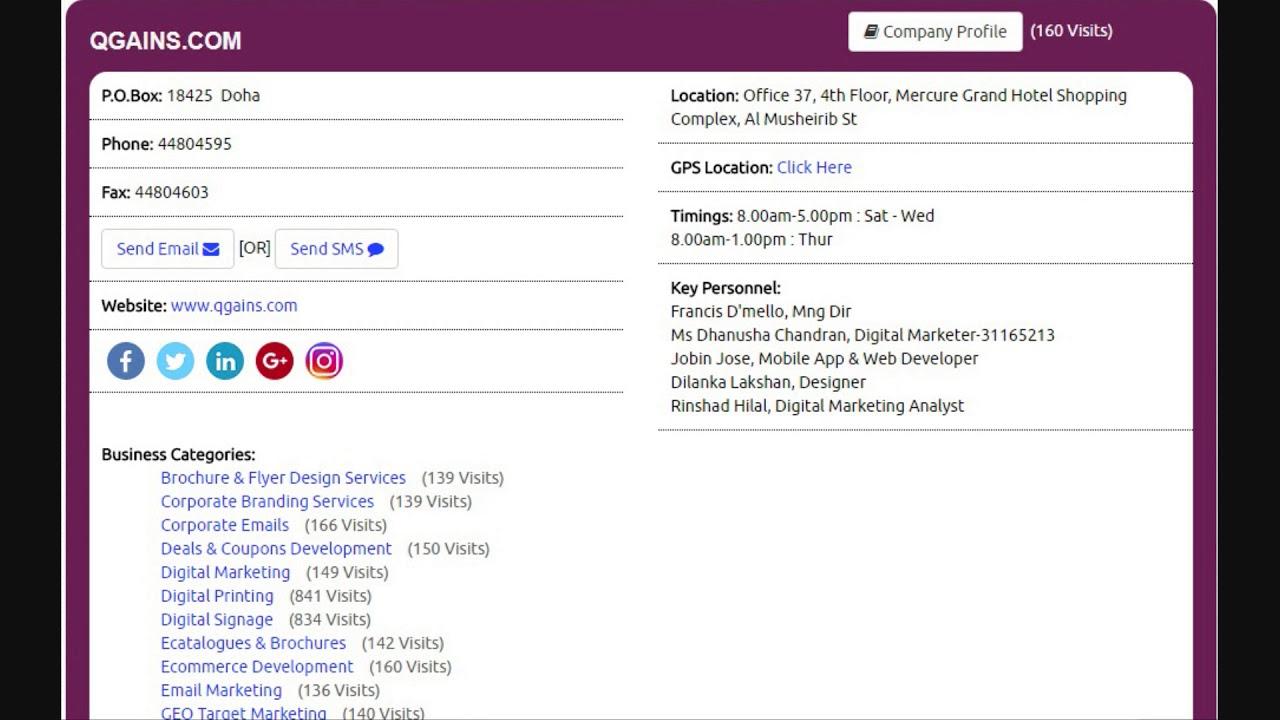 Top 10 Online Advertising Supplies Companies In Doha Qatar