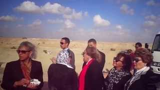 Sheikha Hussa Sabah and rawia  Mansour Arab Businesswomen in the new Suez Canal